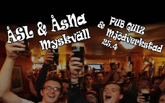 Mys & Mjöd med ÅsNa och ÅSL