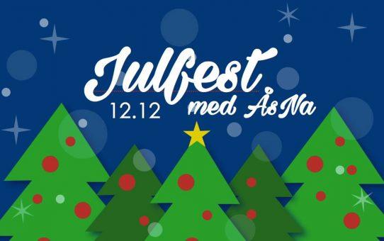 Julfest med ÅsNa