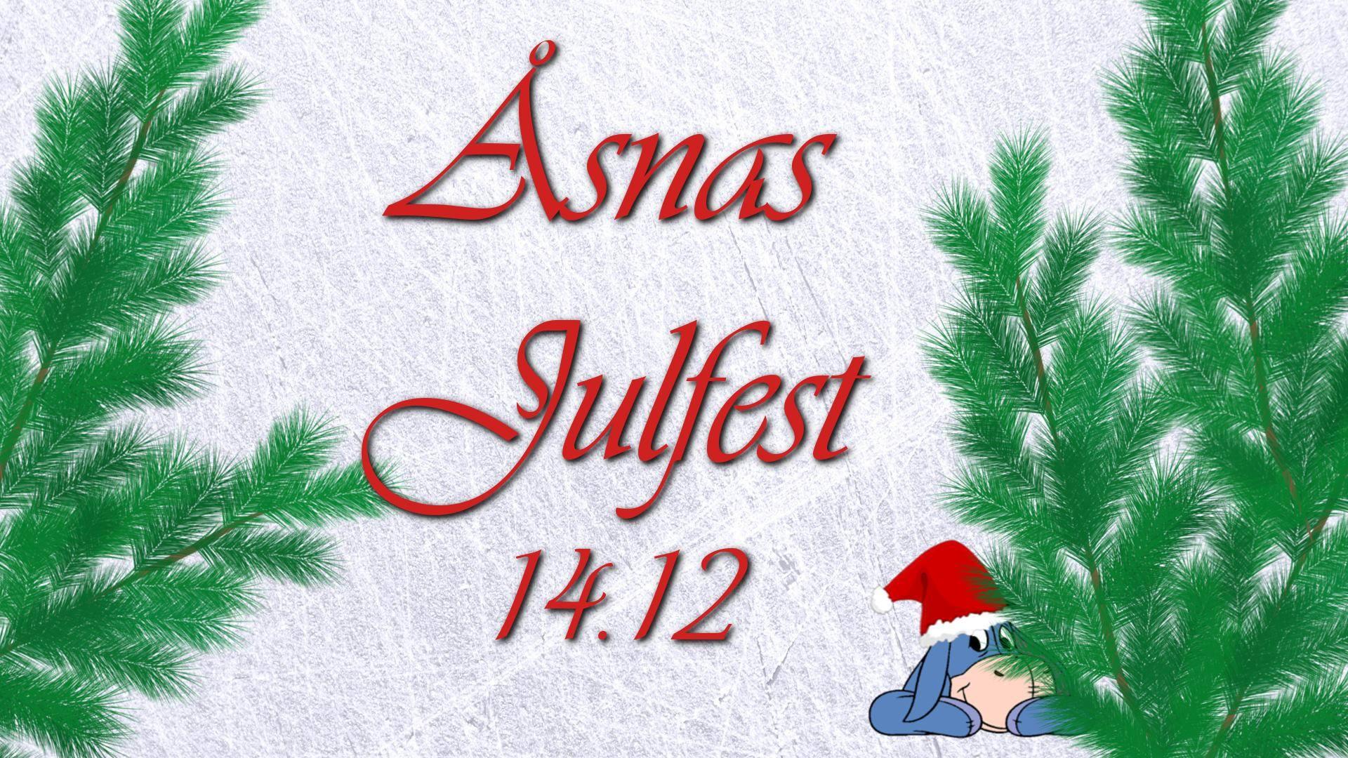 ÅsNas julfest
