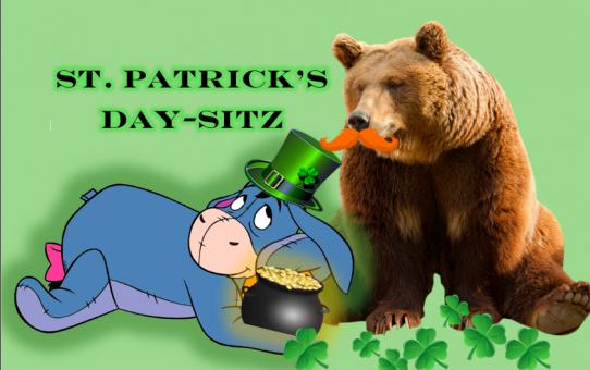 St. Patricksday-sitz med ÅsNa och Öffen