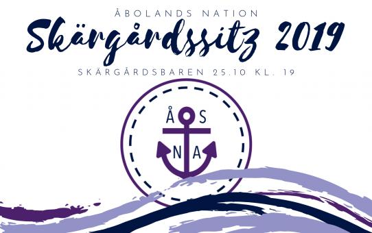 Skärgårdssitz 2019